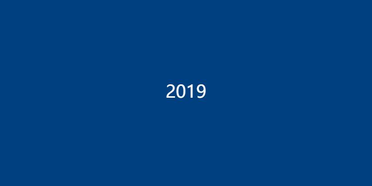 2019本站年终总结
