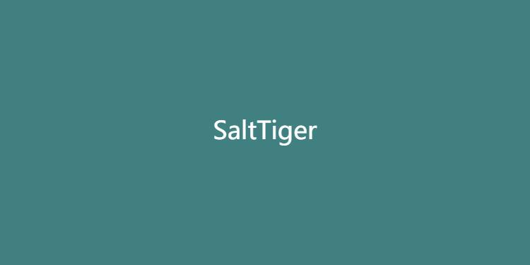 SaltTiger-每天一本编程书