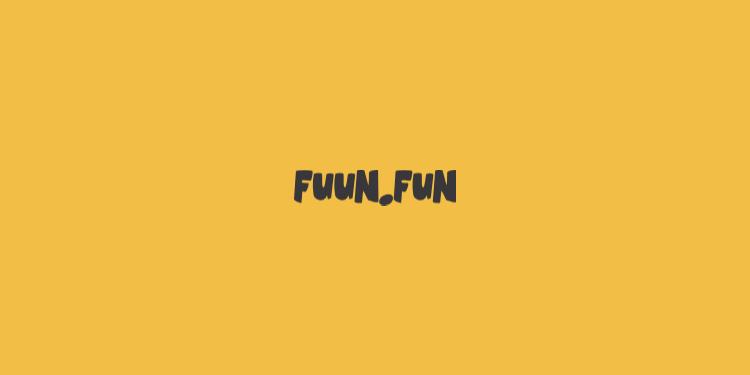 FUUN.FUN-奇趣网站收藏家
