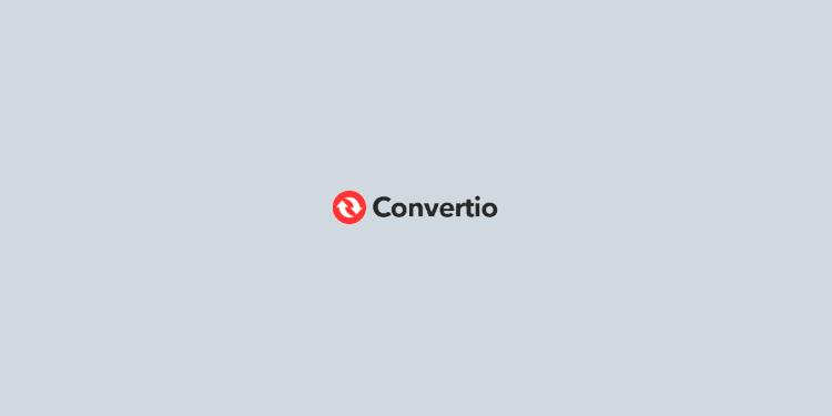 Convertio-文件转换器