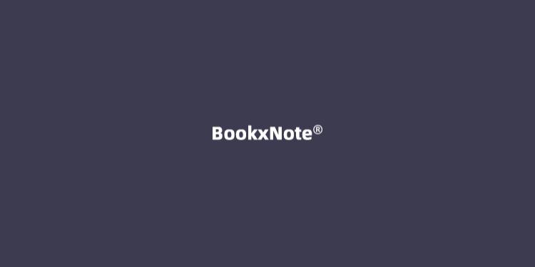 Bookxnode-电子学习笔记软件