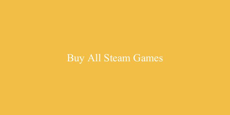 BuyAllSteamGames-统计steam所有付费游戏总价值