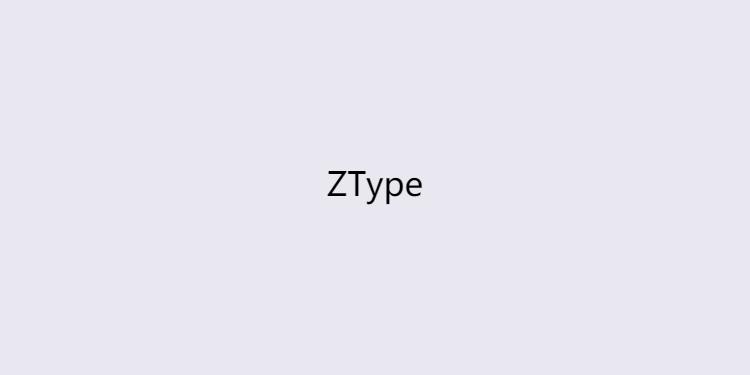 ZType-打字练习游戏