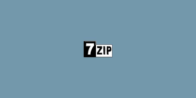 7zip-拥有极高压缩比的开源压缩软件